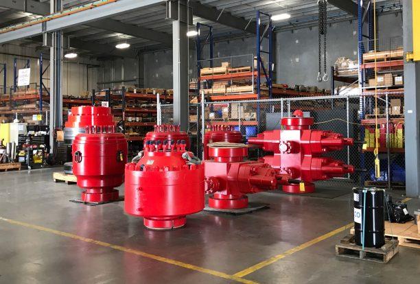Pressure Control Equipment Service