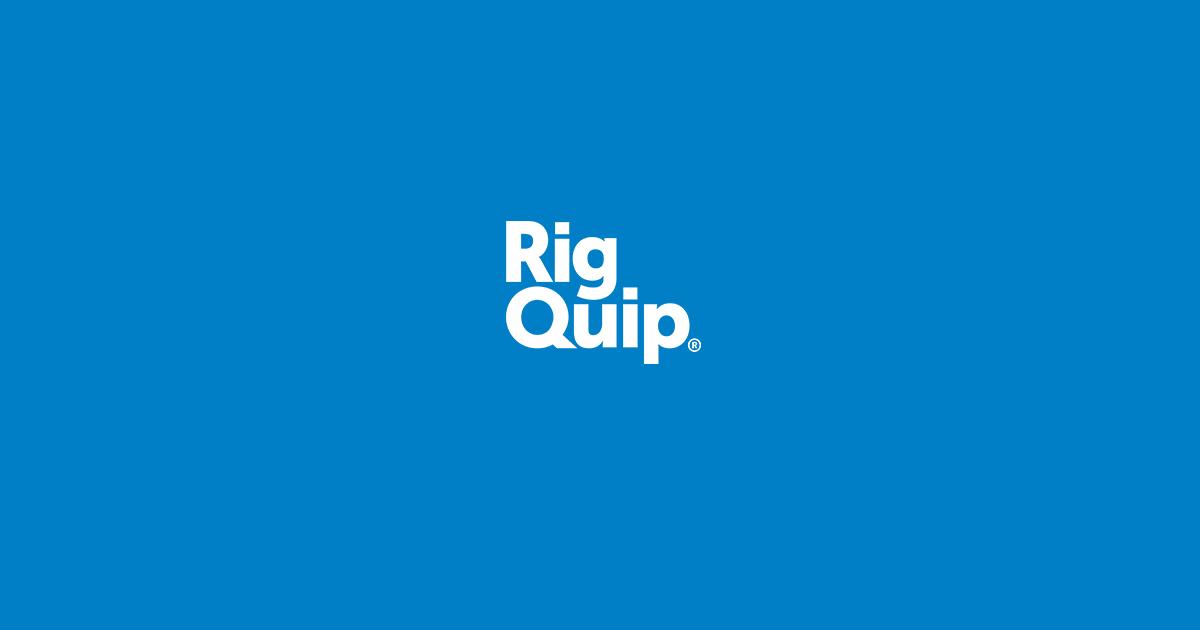 RigQuip | Drilling Equipment Parts
