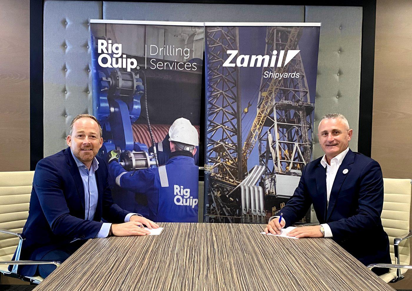 RigQuip and Zamil announce Saudi drilling equipment facility