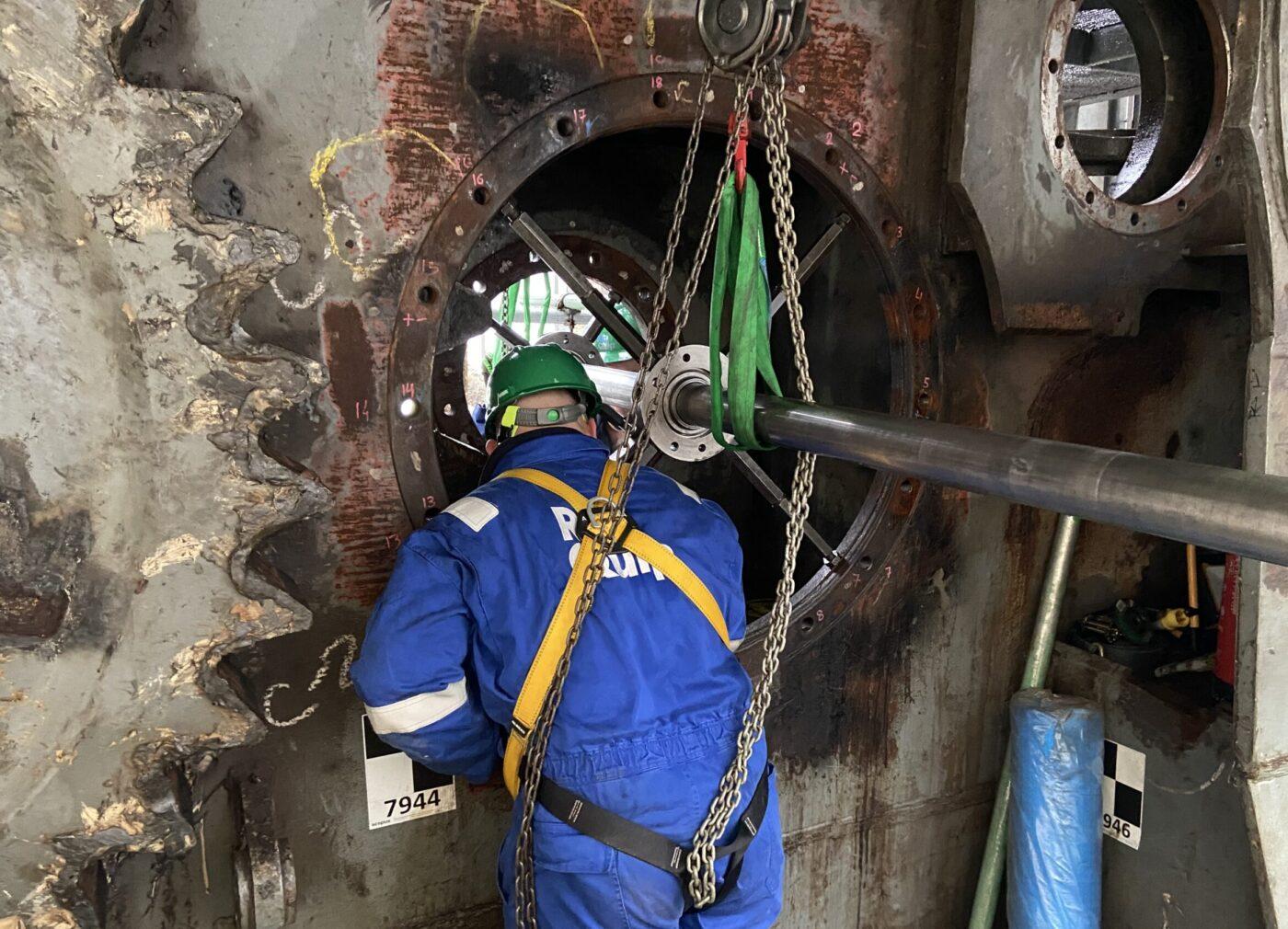 Jacking System Repair