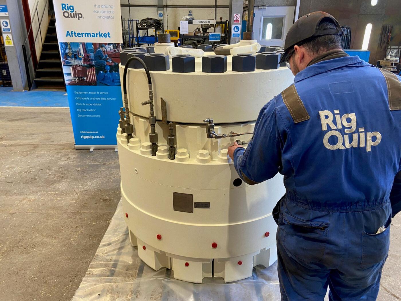 Subsea Pressure Control Equipment