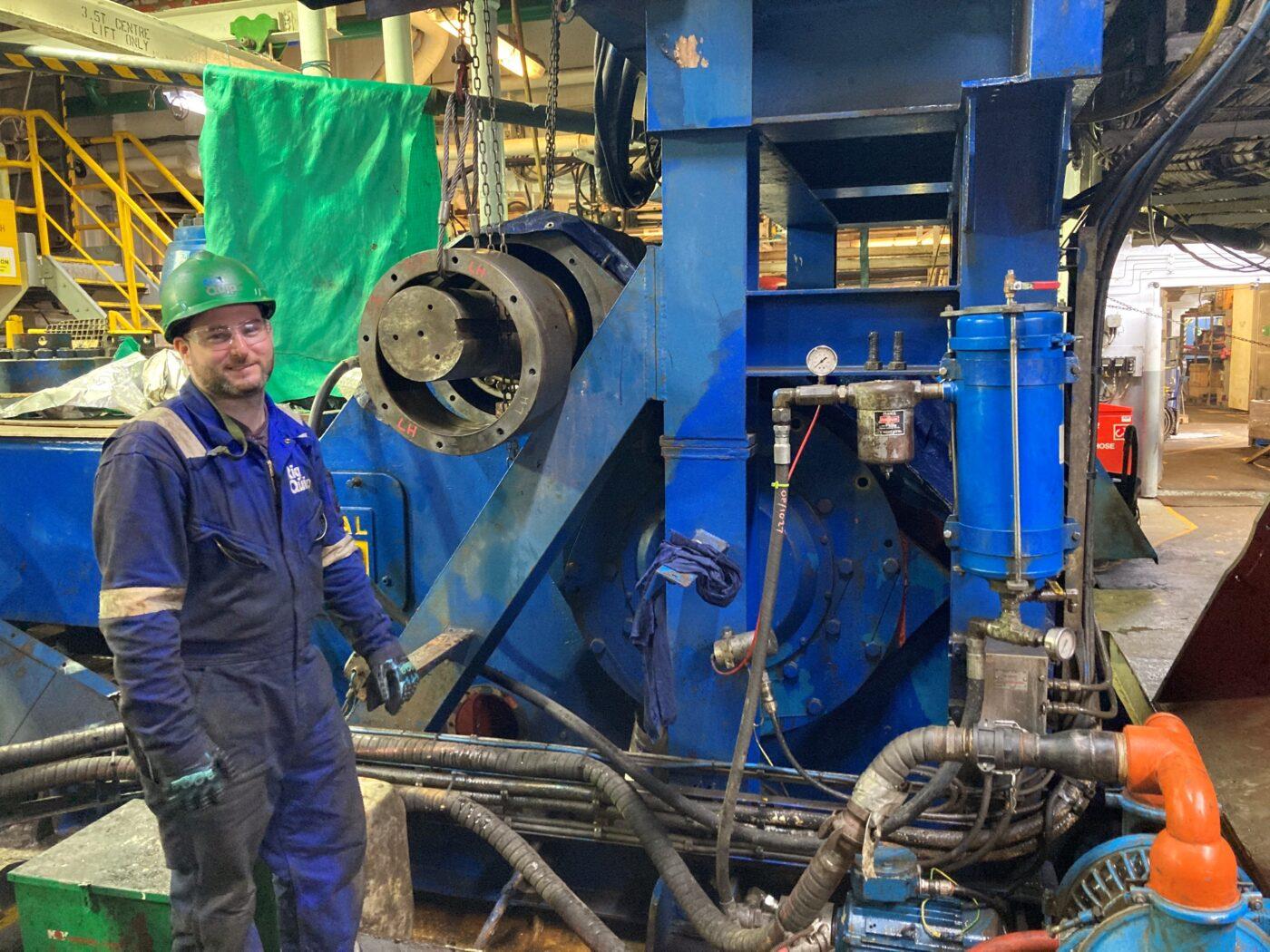 Mud Pump Inspection & Service